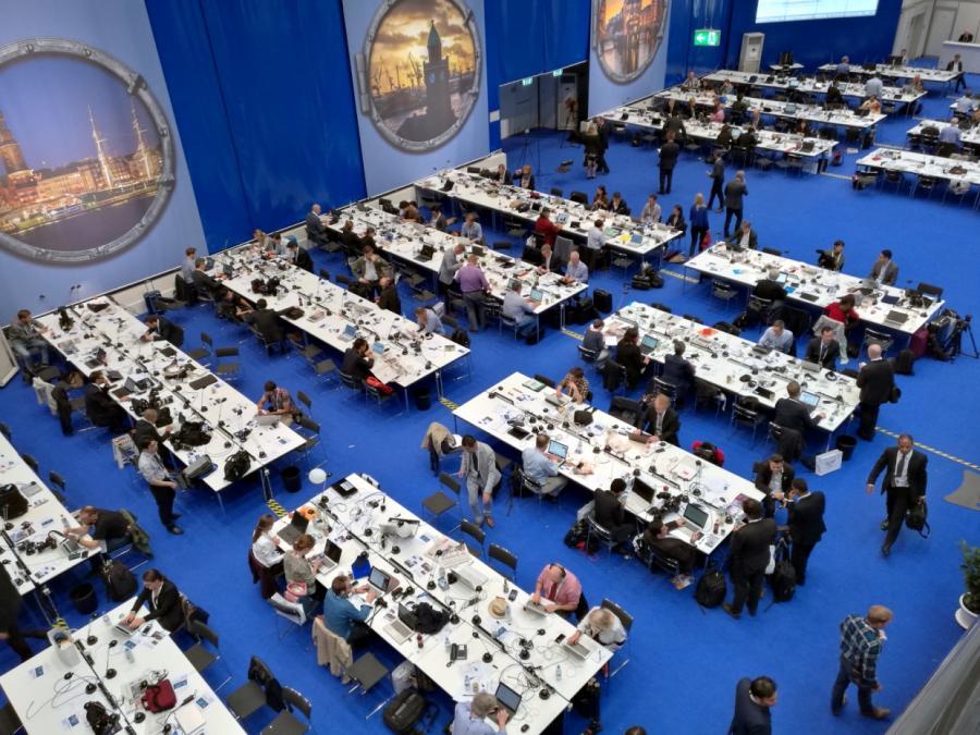 Insgesamt 66 Personen bei G20-Gipfel auf Schwarzer Liste