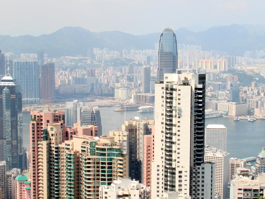 Hongkonger Aktivist Joshua Wong festgenommen