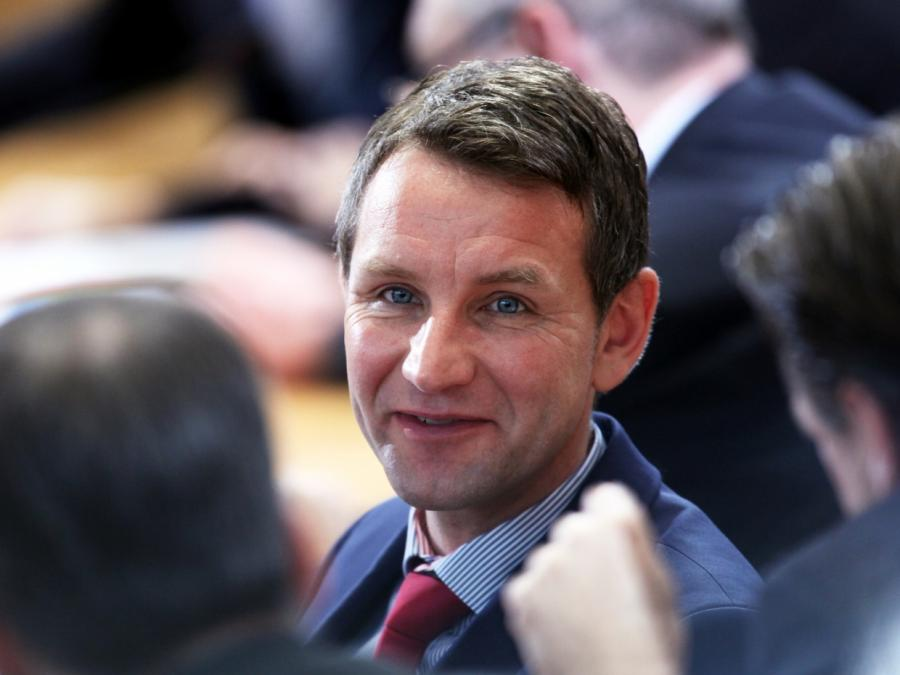 AfD-Vorstand Kalbitz verlangt Ende der Causa Höcke