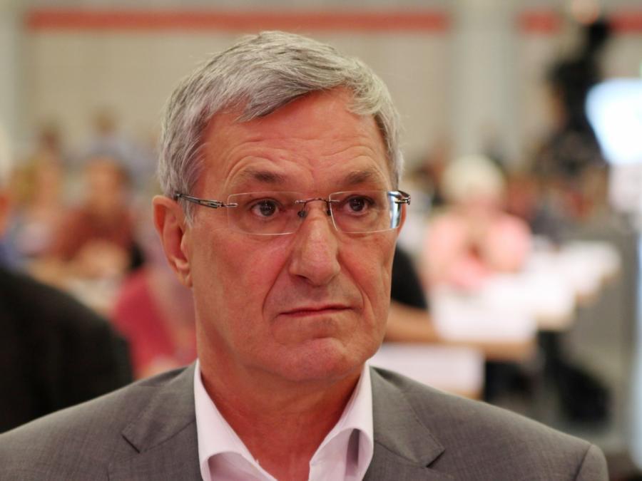 Linken-Chef nennt Oettingers