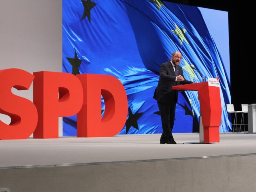 SPD-Generalsekretär verteidigt Schulz` Führungsstil