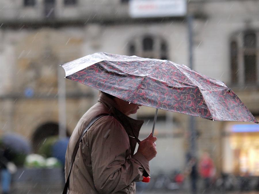 Studie: Starkregen gefährdet zwölf Prozent aller Gebäude besonders
