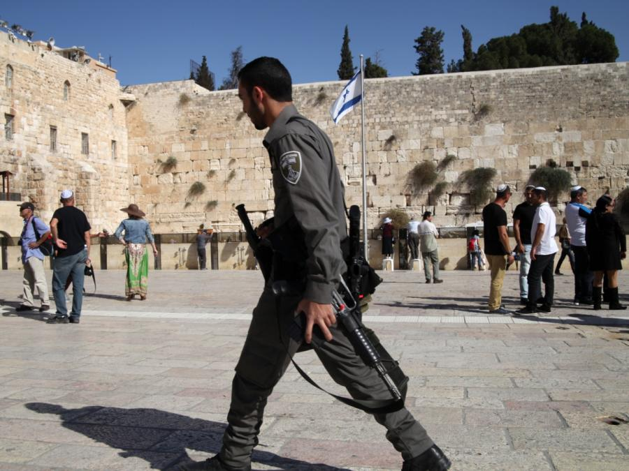 SPD-Außenpolitiker fürchtet Eskalation am Tempelberg in Jerusalem