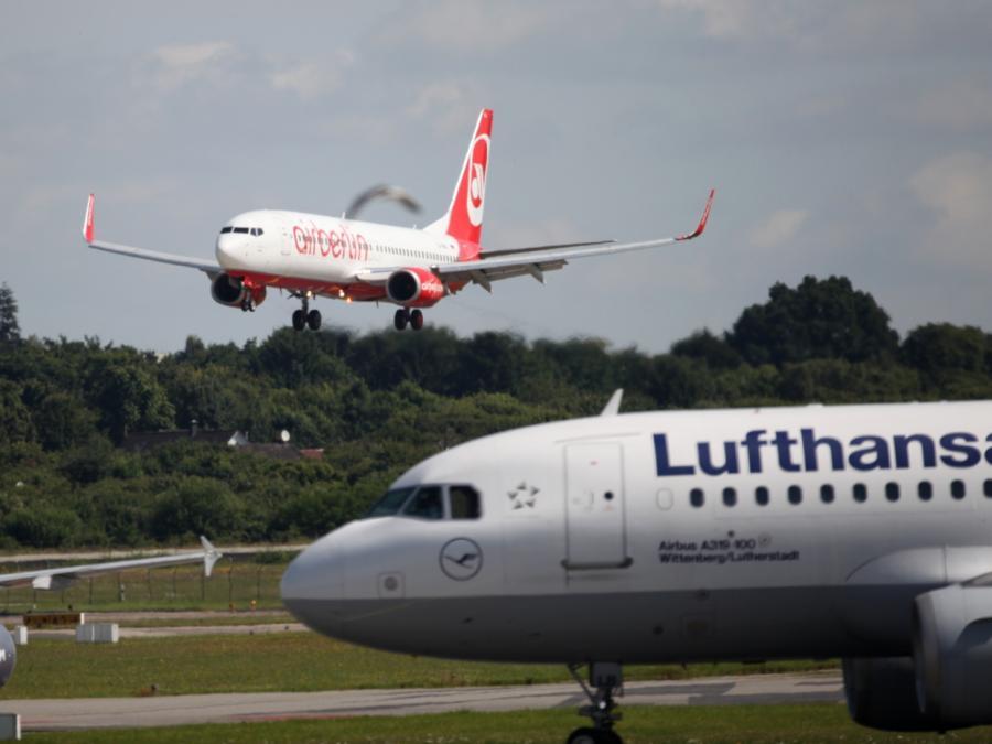 Zeitungsbericht: Lufthansa bietet 200 Millionen Euro für Air Berlin