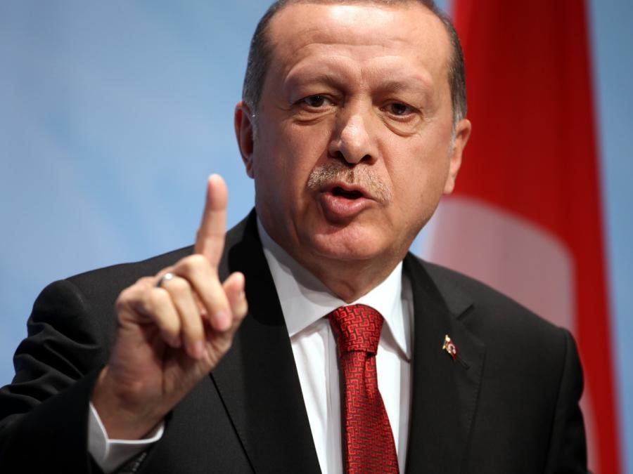 Türkei-Wahl: Erdogan laut offizieller Zahlen mit absoluter Mehrheit