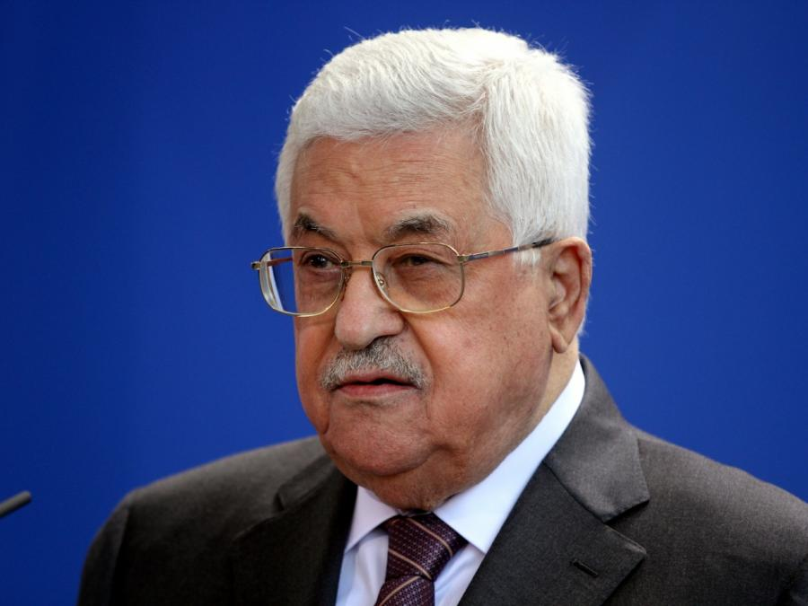 Palästinenserpräsident Abbas unterbricht Beziehungen zu Israel
