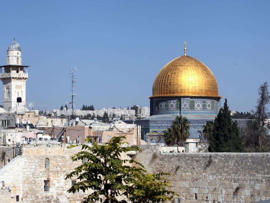 Jerusalems Großmufti kritisiert Israels Umgang mit dem Tempelberg