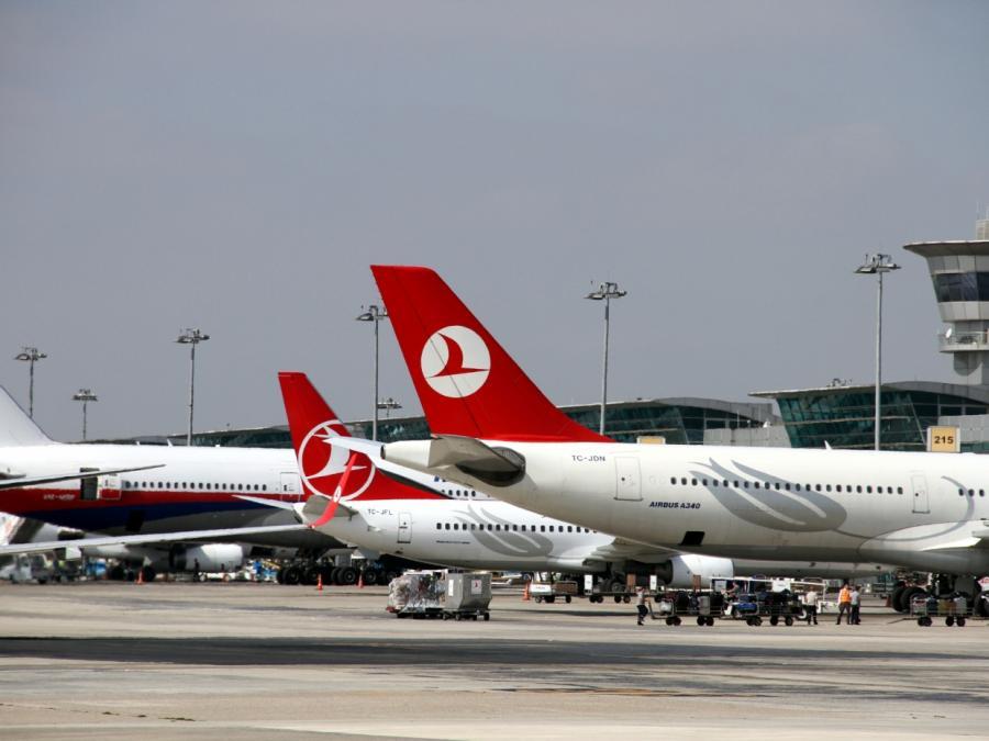 Hunderttausende flogen trotz Reisewarnung in die Türkei