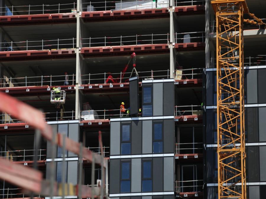 Stimmung in der Baubranche trübt sich ein