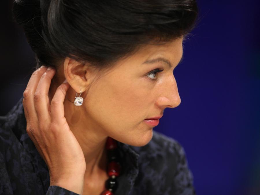 Wagenknecht nennt Maaßen-Kompromiss