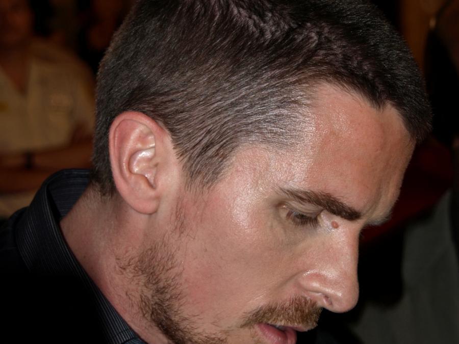 Christian Bale wird manchmal von Selbstzweifeln geplagt