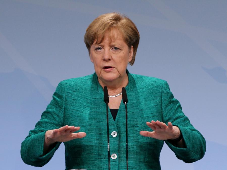 Merkel spricht mit Rohani über Atomabkommen
