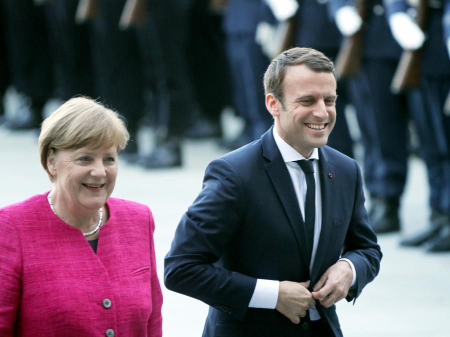 Lambsdorff erhofft sich von Merkel-Macron-Treffen Fortschritte