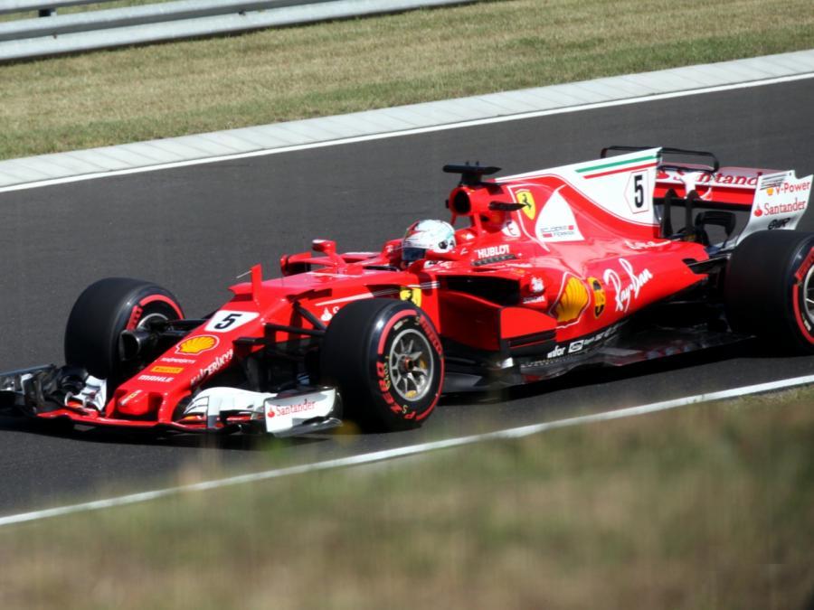 Formel 1: Vettel gewinnt Großen Preis von Ungarn
