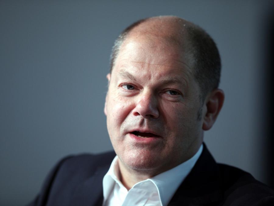 Scholz will GroKo trotz Querelen bis 2021 weiterführen