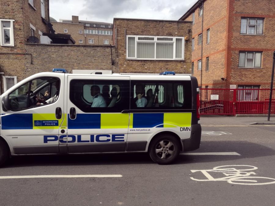 Anschlag in London: Polizei vermutet islamistischen Hintergrund