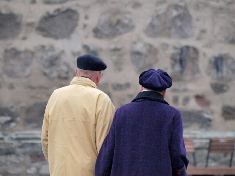 Renten-Anteil an Deutschlands Wirtschaftskraft bleibt konstant