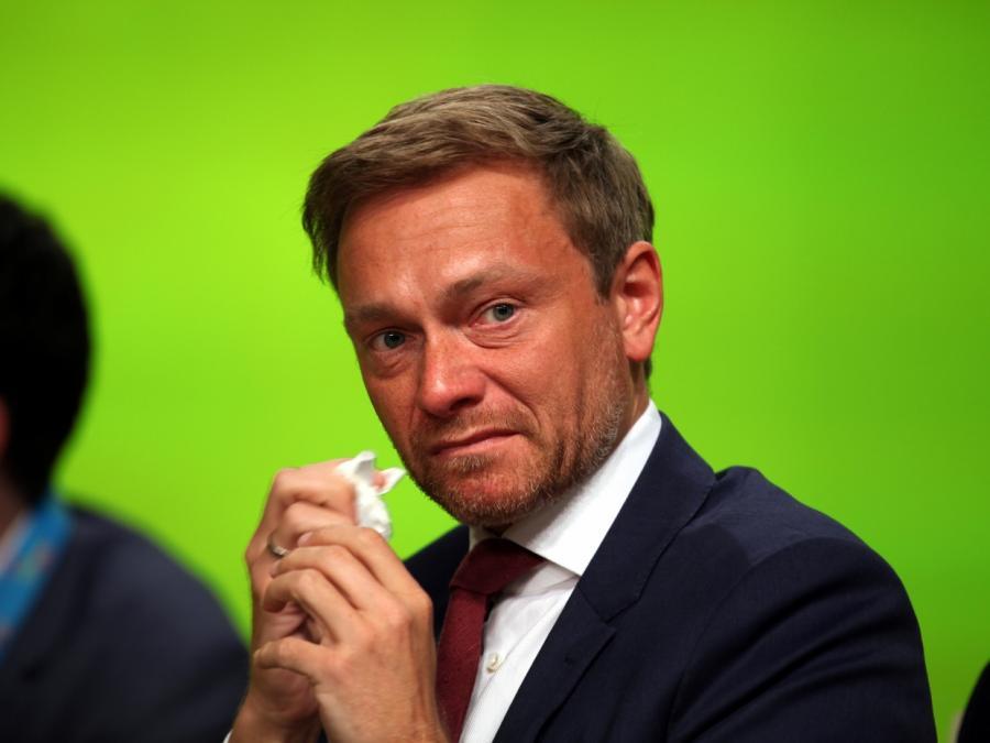 Forsa sieht FDP nur noch bei acht Prozent