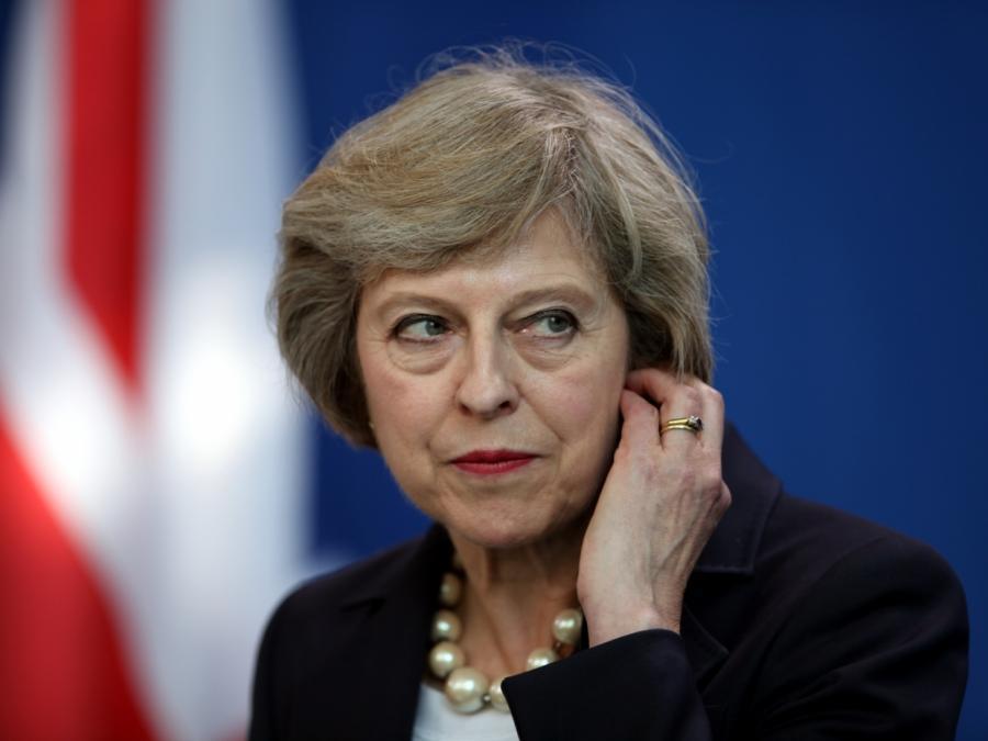 Berichte: May will nur kurzfristige Brexit-Verschiebung beantragen