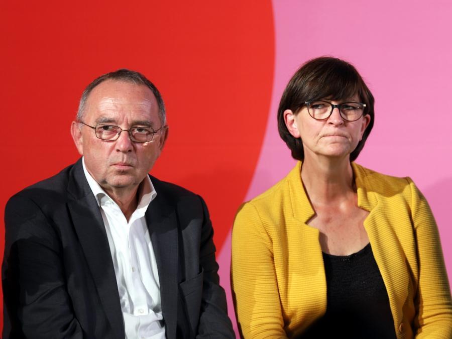 SPD-Chefs gegen AfD-Verbot