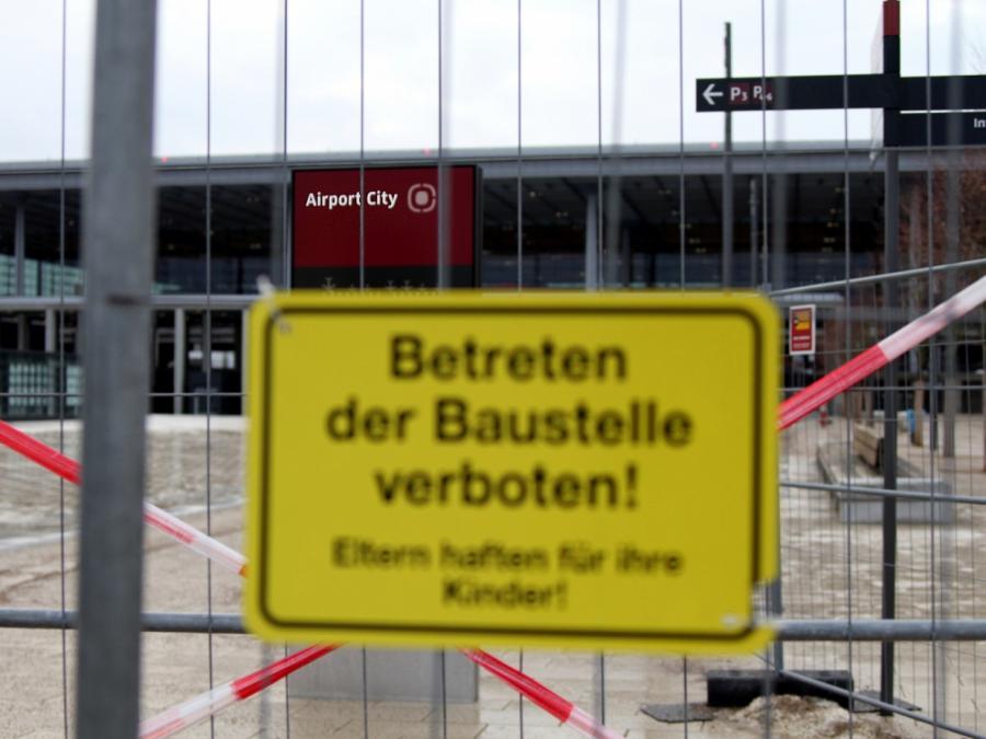 Bericht: BER-Eröffnung verzögert sich bis 2020