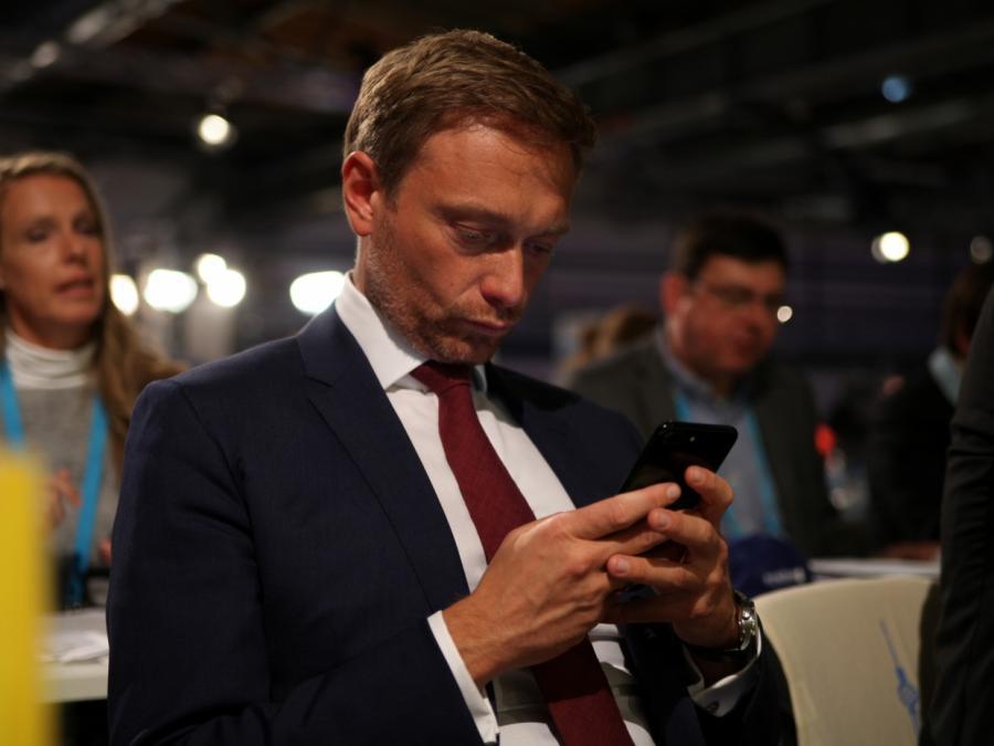 FDP-Chef kritisiert fehlenden Erneuerungswillen der GroKo