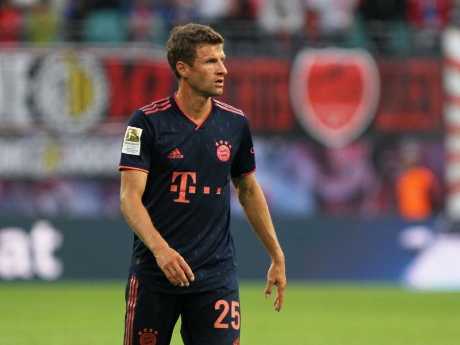 Thomas Müller vergleicht Hansi Flick mit Pep Guardiola