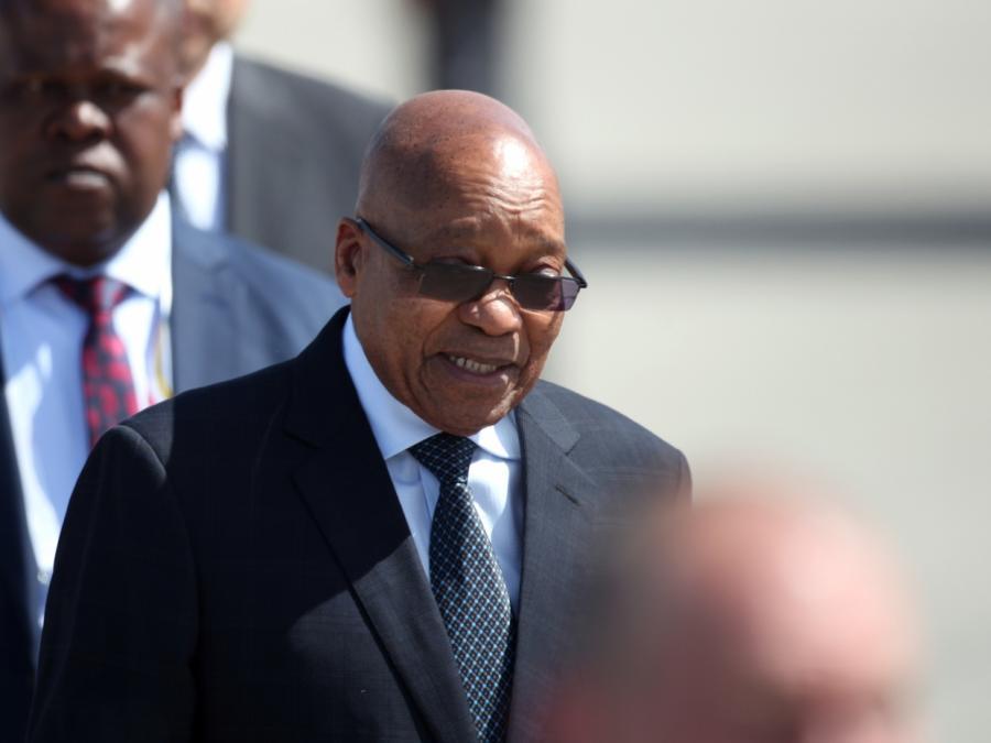 Südafrikas Präsident Zuma zurückgetreten