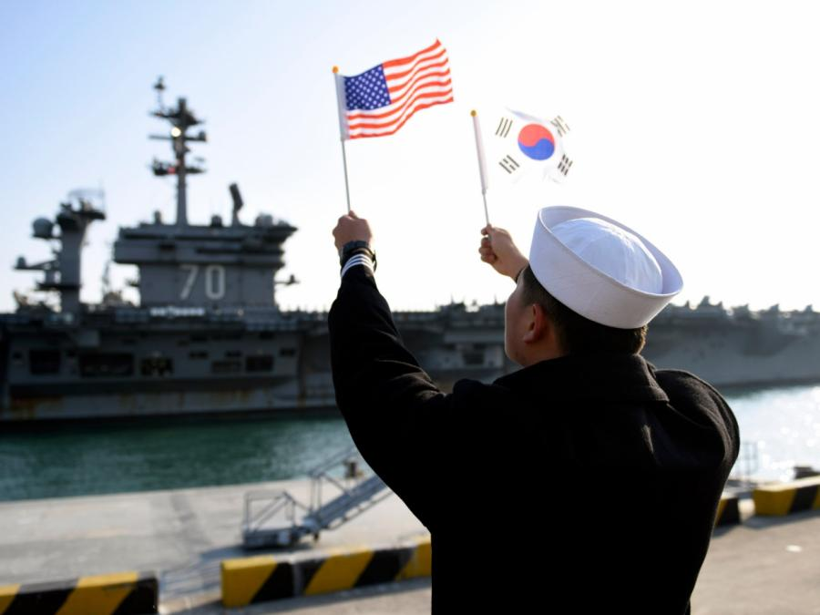 Trump will vorerst auf Militärmanöver mit Südkorea verzichten
