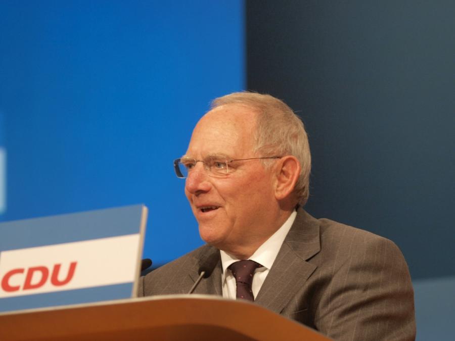 Eurogruppen-Chef lobt Schäubles politische Leistungen
