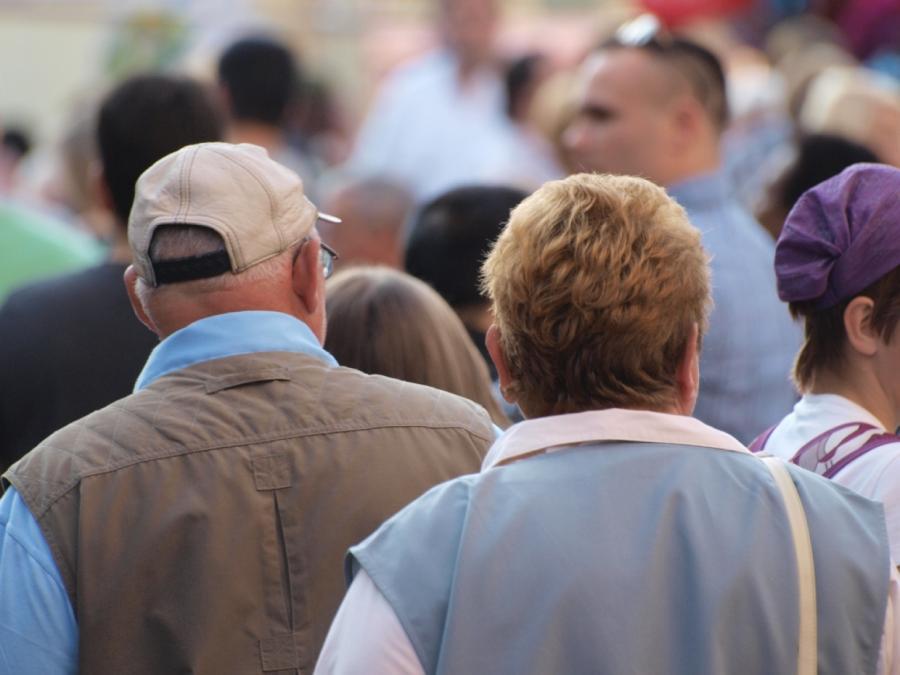 Immer mehr Rentner haben eine Job