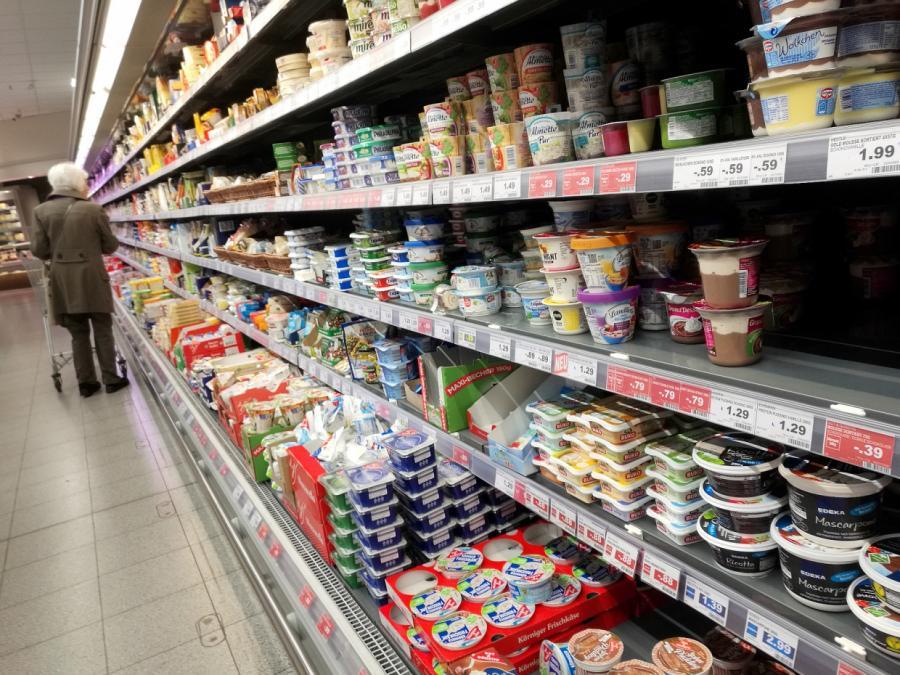 Preise sinken im November um 0,3 Prozent