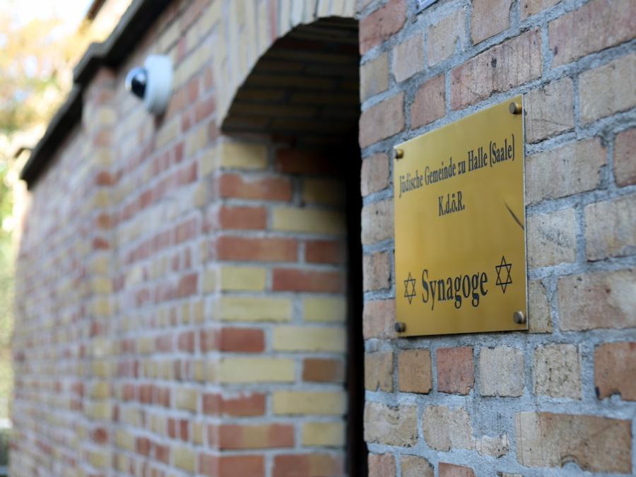 Schutzmaßnahmen für Synagoge in Halle werden ausgebaut