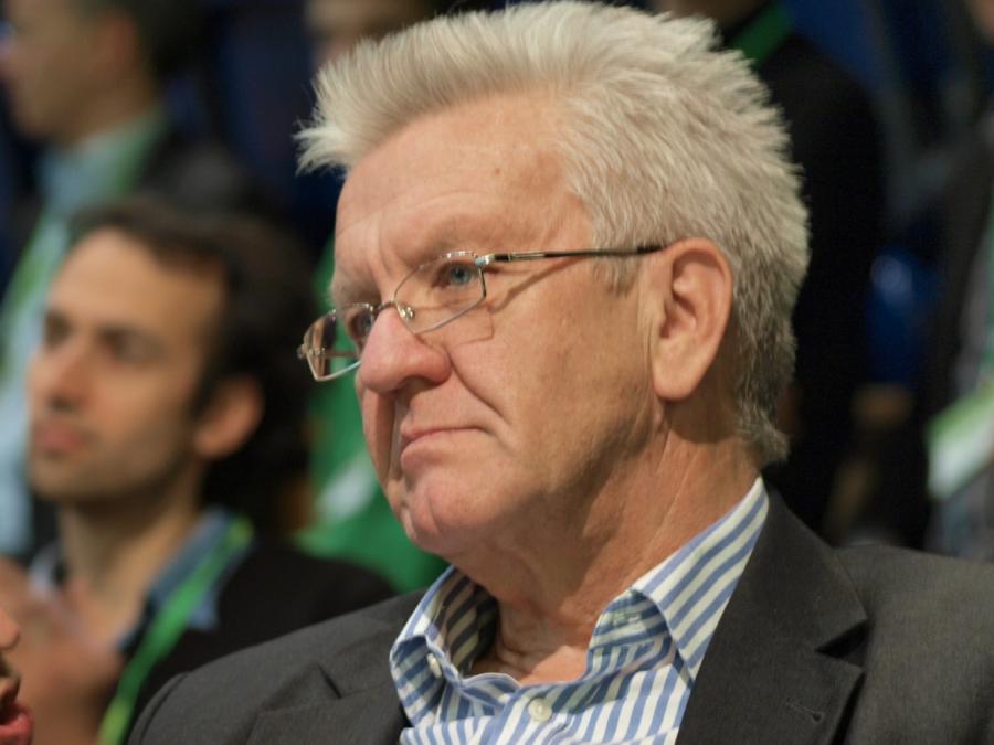 Linken-Chef Riexinger kritisiert Kretschmann