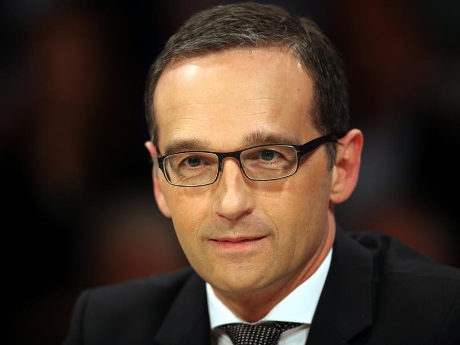 Grünen loben neuen Außenminister Maas