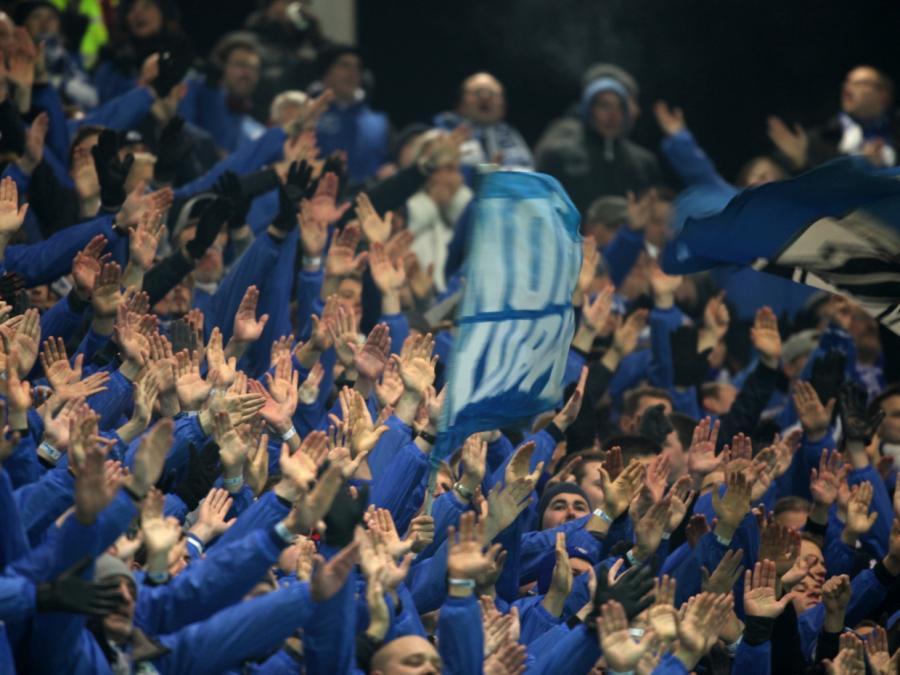 Aue-Präsident: Schalke-Trainer von Herausforderung besessen