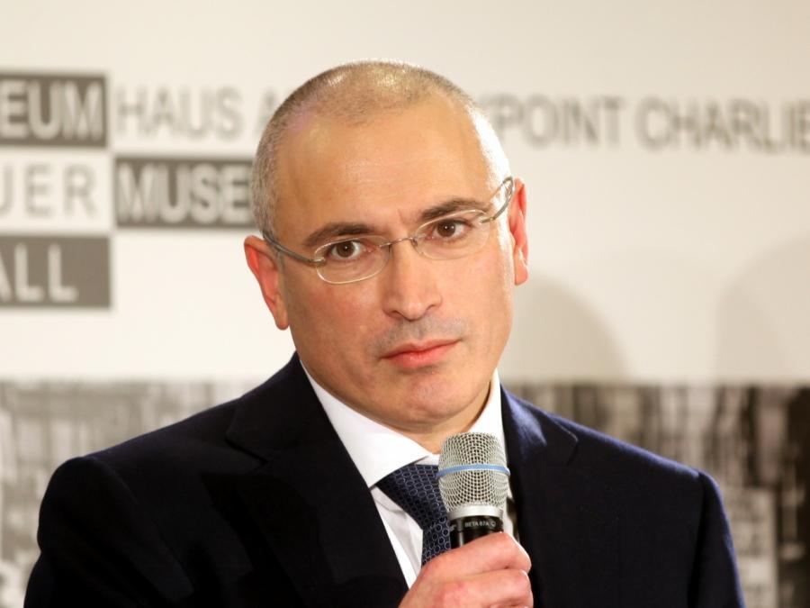 Chodorkowski nennt Rosneft ein Instrument des Kremls