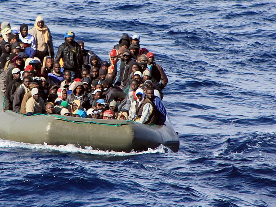 Bundesregierung: Libysche Seenotrettungszone nicht vor 2018