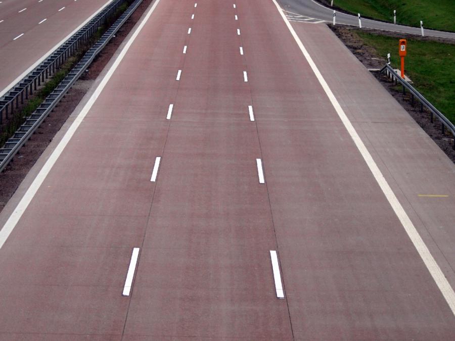 Zwei tödliche Unfälle auf der A3 in Bayern