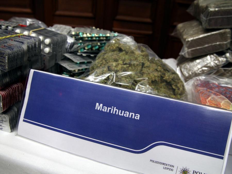 Union lehnt Legalisierung von Cannabis ab