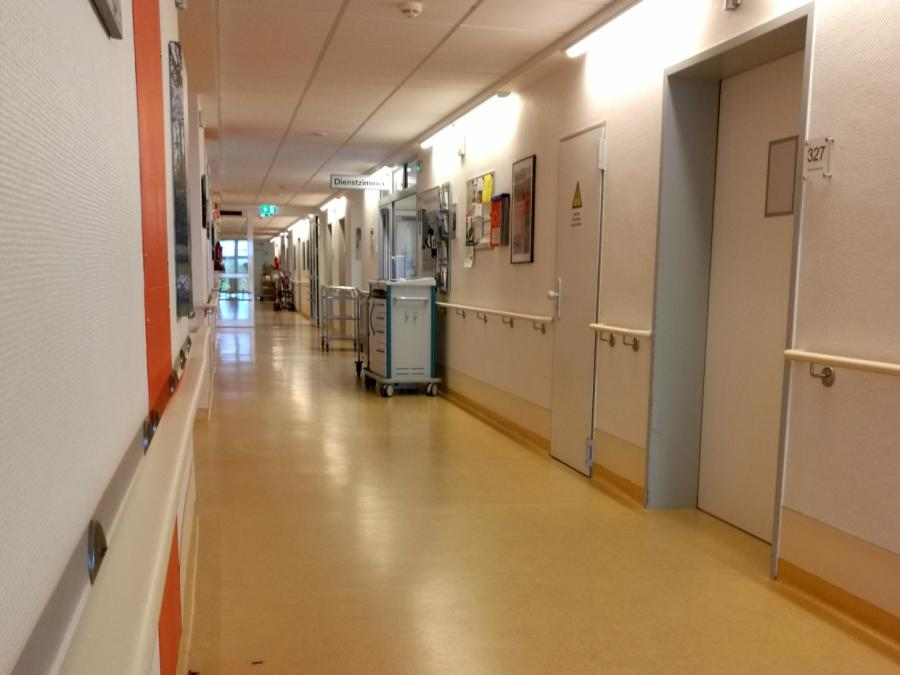 Krankenhausgesellschaft: Lage in Kliniken spürbar entspannt