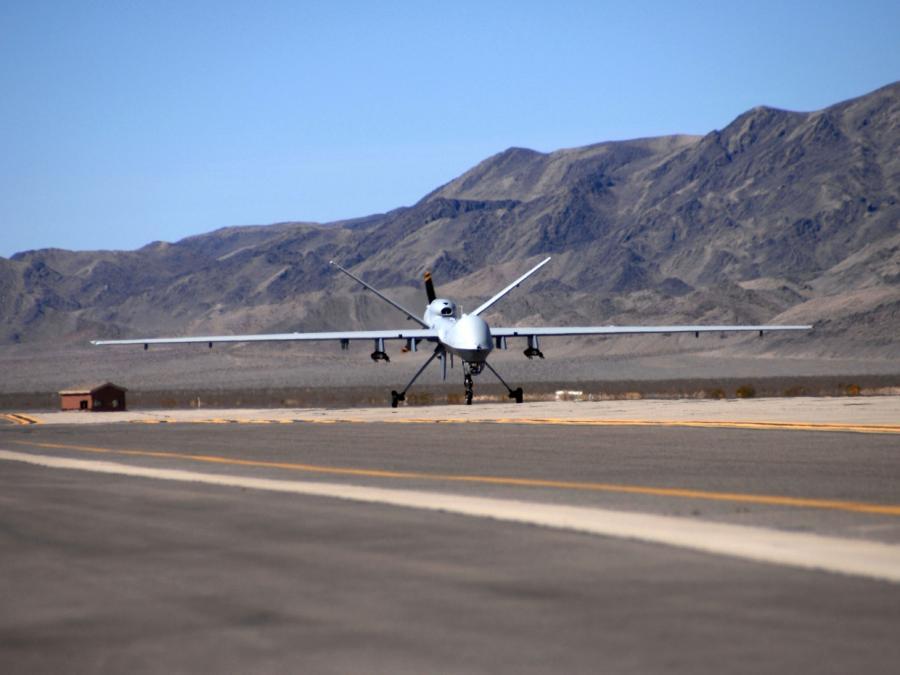 Bundeswehr entwickelt Programm zur Drohnen-Abwehr