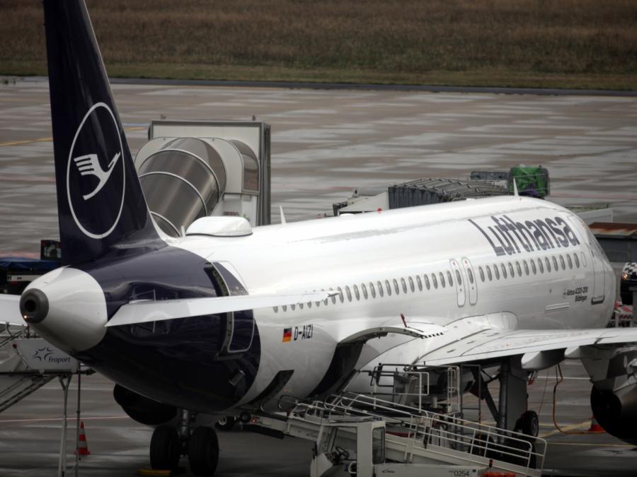 Lufthansa verzeichnet Milliarden-Verlust