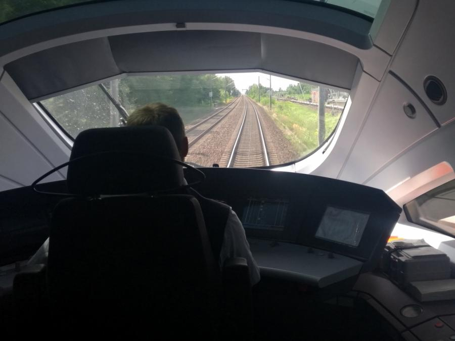 Bahn weist Gehaltsforderung von Lokführergewerkschaft zurück