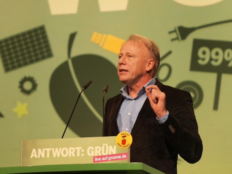 Trittin: Lindner-FDP ist eine Anti-Europa-Partei