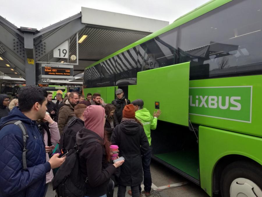 Fernbus-Anbieter Flixbus will Preise nicht erhöhen