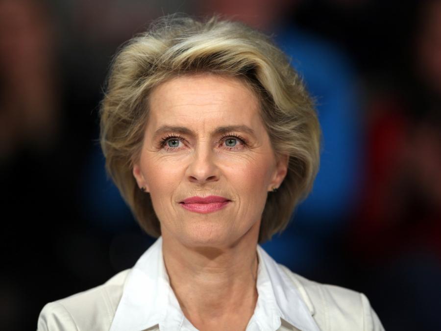 Von der Leyen tritt Mittwoch als Verteidigungsministerin zurück