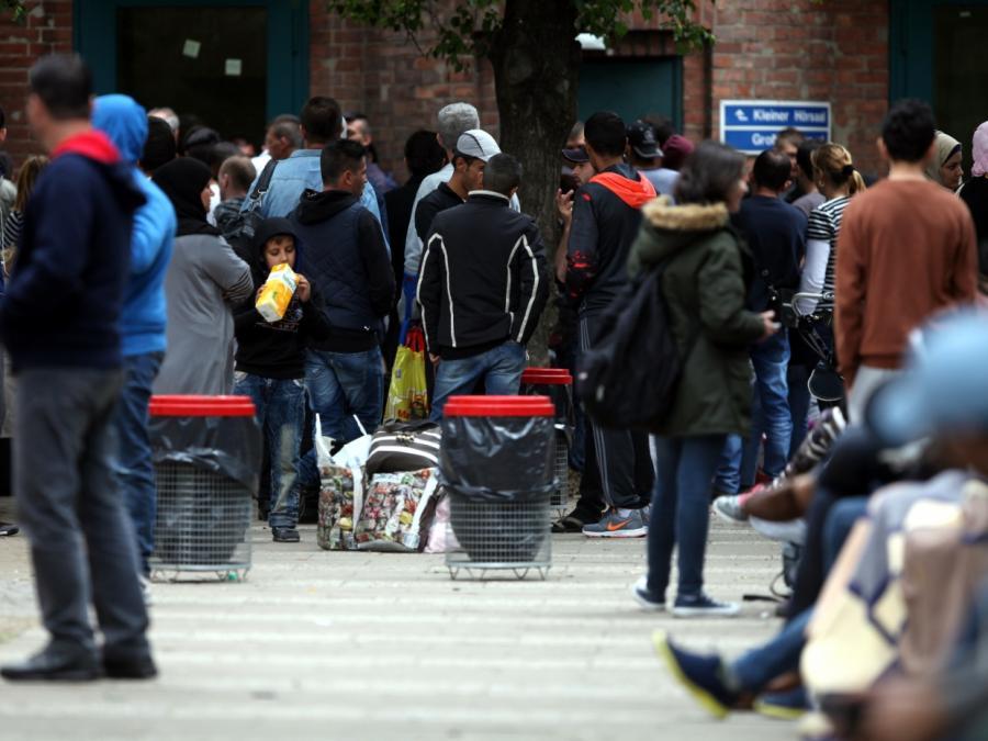 Zahl der Empfänger von Asylbewerberleistungen gesunken