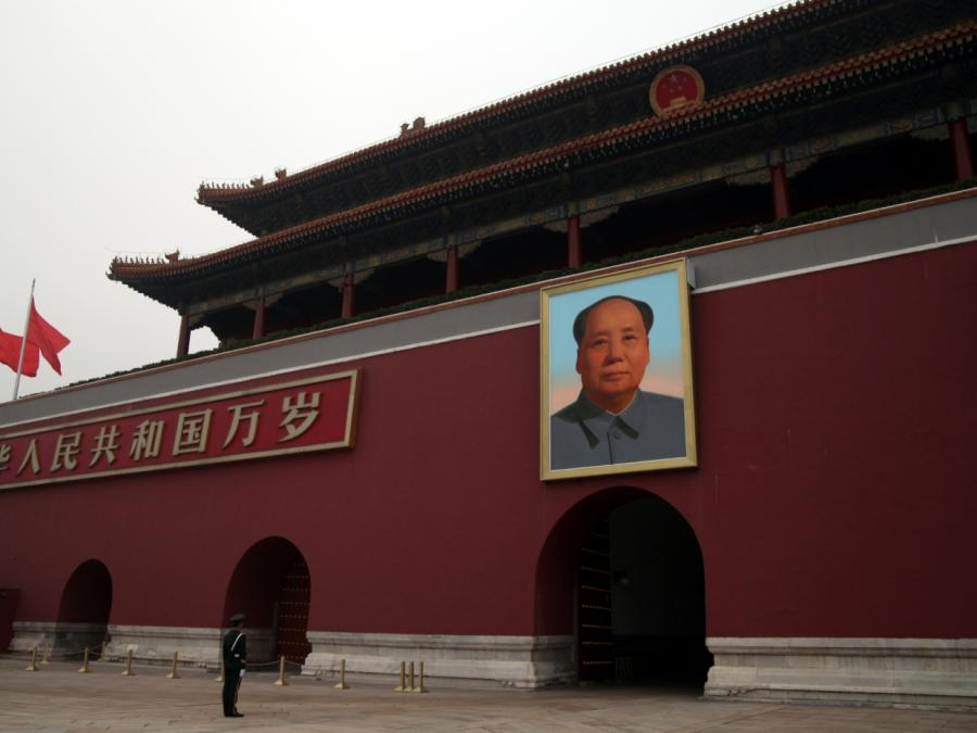 Grünen-Fraktionschefin kritisiert deutsche China-Politik
