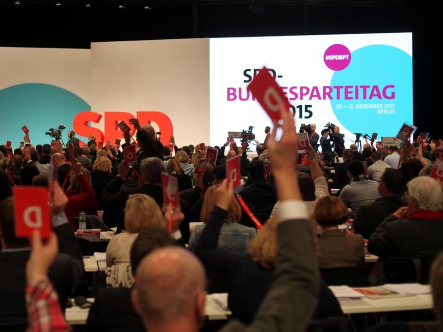 SPD-Generalsekretär: Mitgliederentscheid in Koalitionsfragen sinnvoll